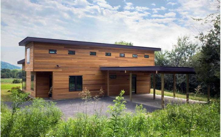 Contemporary Modular Homes Iron