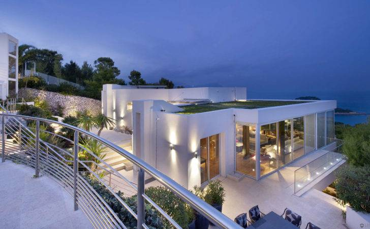 Contemporary Ocean Villa Azur Idesignarch Interior