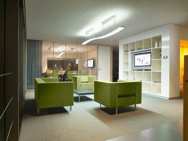 Contemporary Office Lighting Solution Light Level Tone