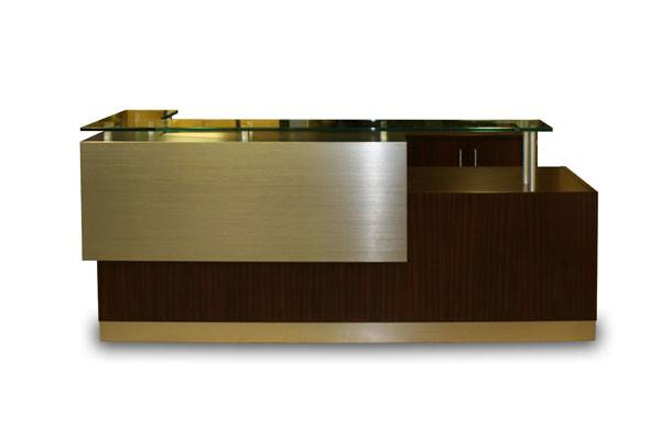 Contemporary Reception Desk Votes