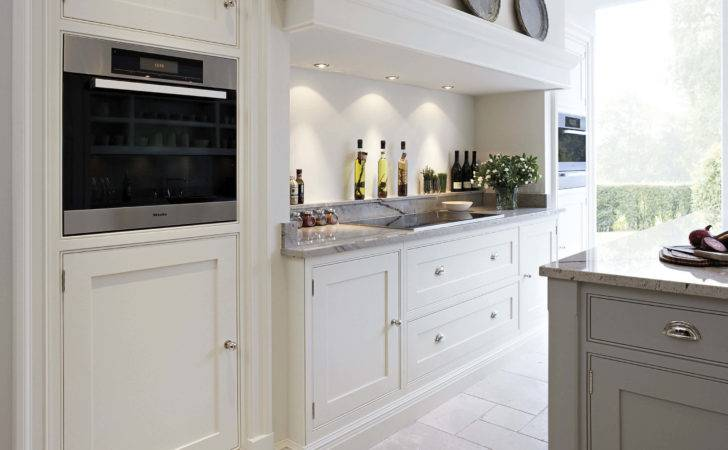 Contemporary Shaker Kitchen Modern Tom