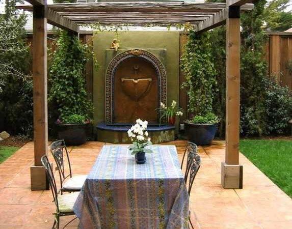 Contemporary Small Garden Designs Creative Yard Landscaping Ideas