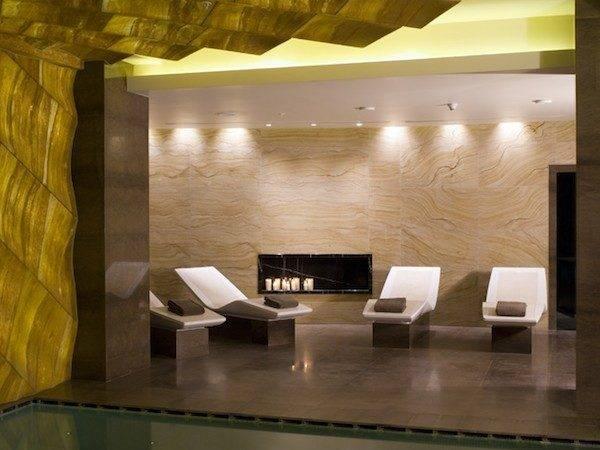 Contemporary Spa Design Istanbul Hirsch Bedner Associates