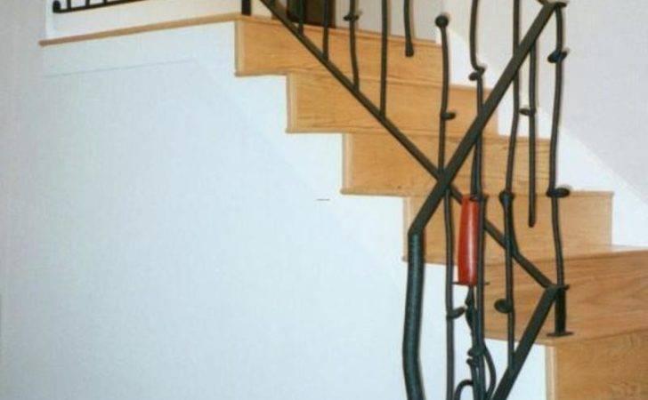 Contemporary Stair Railing Railings