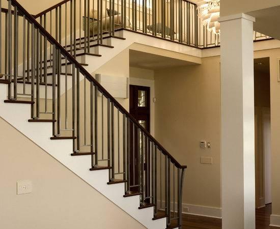 Contemporary Stair Railings Home Design Photos Decor Ideas