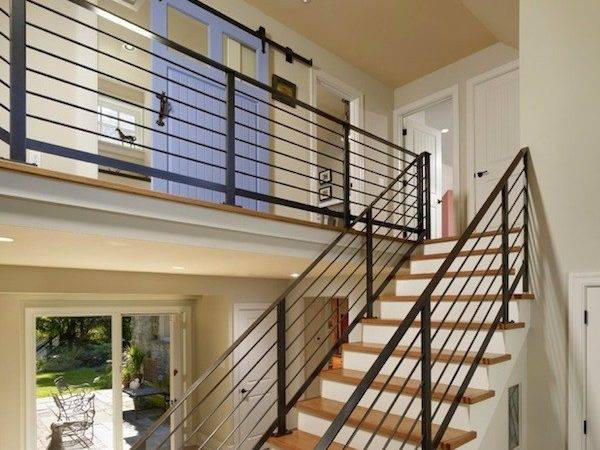 Contemporary Stairs Railing Safe Safety Houses Plans Designs