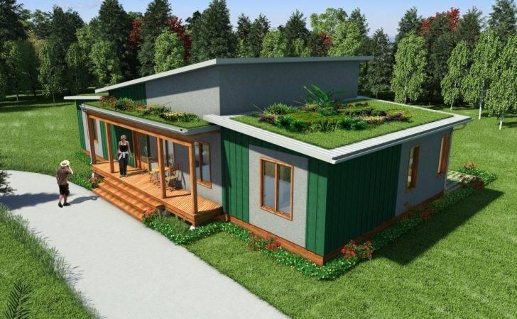 Contemporary Steel Frame Complete Modular Home Csa