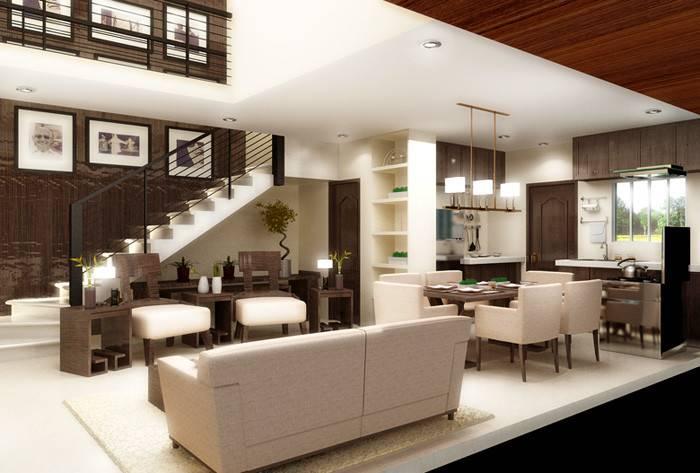 Contemporary Style Ground Floor
