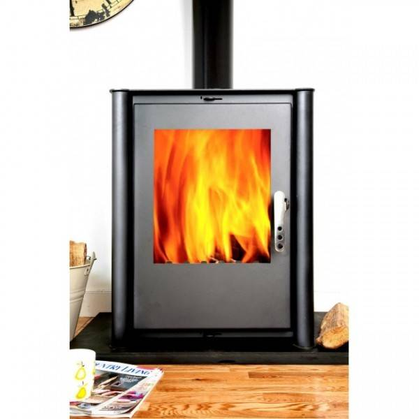 Contemporary Wood Burning Stove