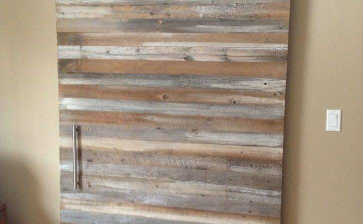 Contemporary Wooden Doors Modern Barn Accessories Customized
