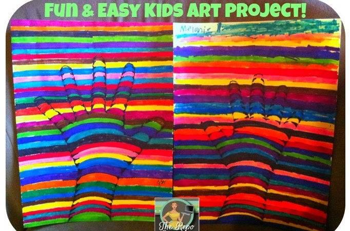 Cool Art Projects Kids