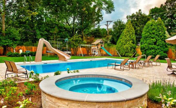 Cool Backyard Pool Design Ideas Summer Time