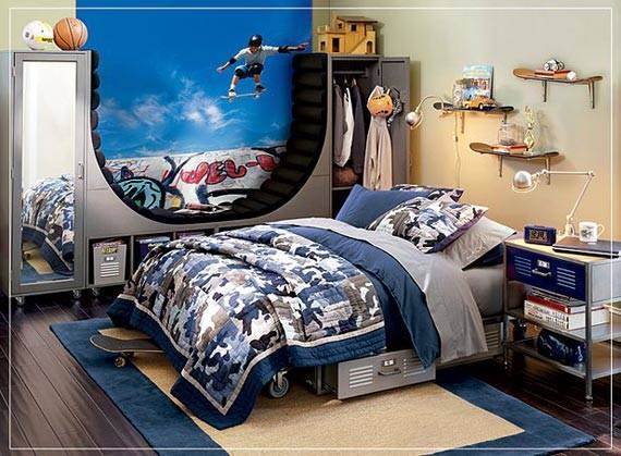 Cool Boys Bedroom Ideas Decor Ideasdecor