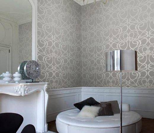 Cool Collection Wall Paper Designs Decor Advisor