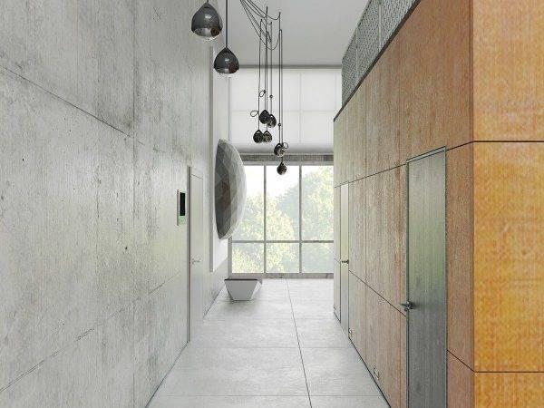 Cool Concrete Apartment Interior Design Ideas