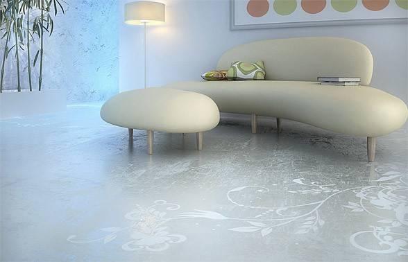 Cool Concrete Flooring