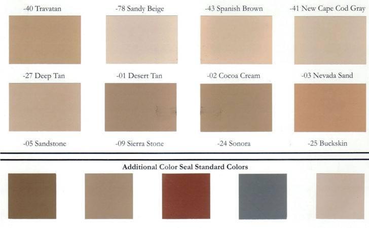 Cool Deck Paint Colors