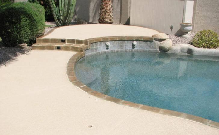 Cool Deck Pool Decking Light Color