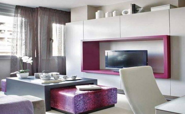 Cool Design Studio Apartment Decorating