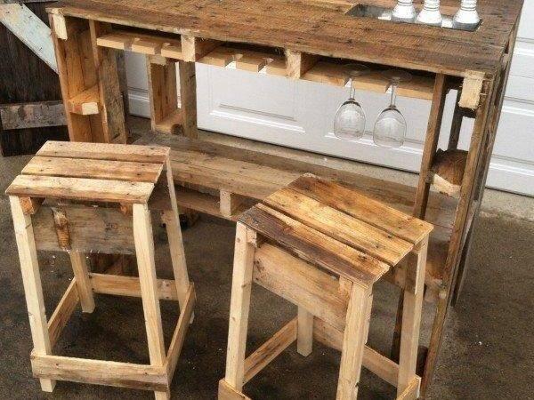 Cool Elegant Diy Pallet Furniture Projects Ideas