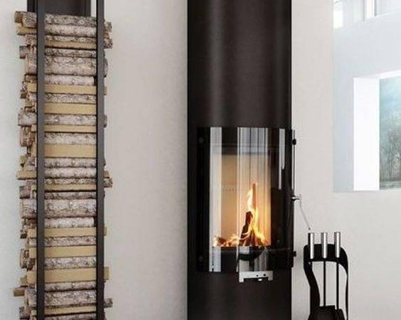 Cool Firewood Storage Designs Modern Homes Houtopslag