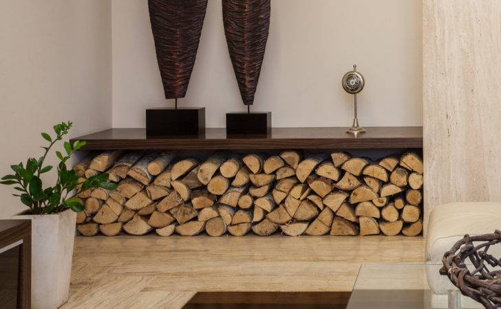Cool Firewood Storage Ideas Your Home Stuff
