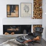 Cool Firewood Storage