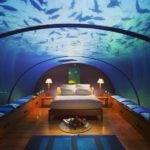 Cool Fish Tanks Bedrooms Bedroom Houses Pinterest