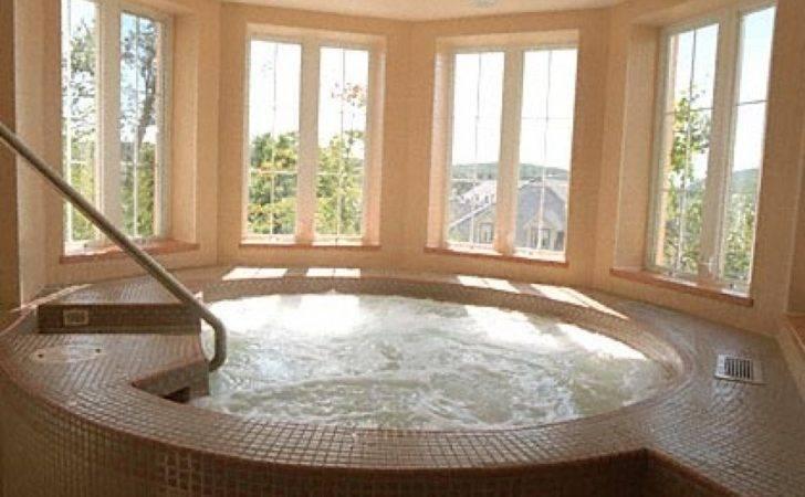 Cool Indoor Hot Tubs Tub Ideas