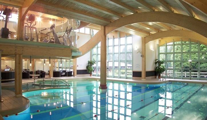 Cool Indoor Swimming Pool Design Pin Pinterest