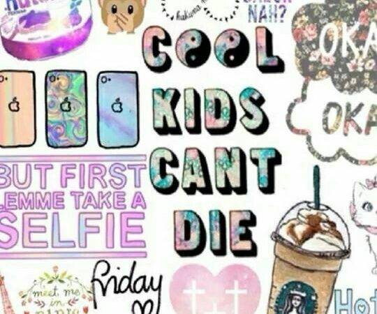 Cool Kids Cant Die Kiis Pinterest