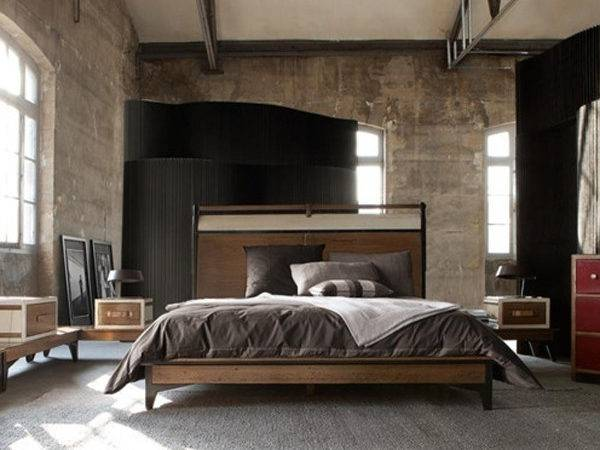 Cool Masculine Bedroom Ideas Home Design Interior