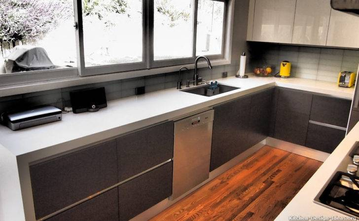 Cool Modern Kitchen Countertops Black White