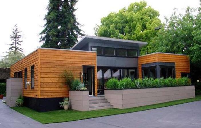 Cool Modern Modular Homes