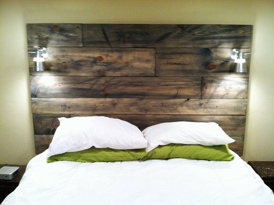 Cool Modern Rustic Diy Bed Headboards Furniture Home