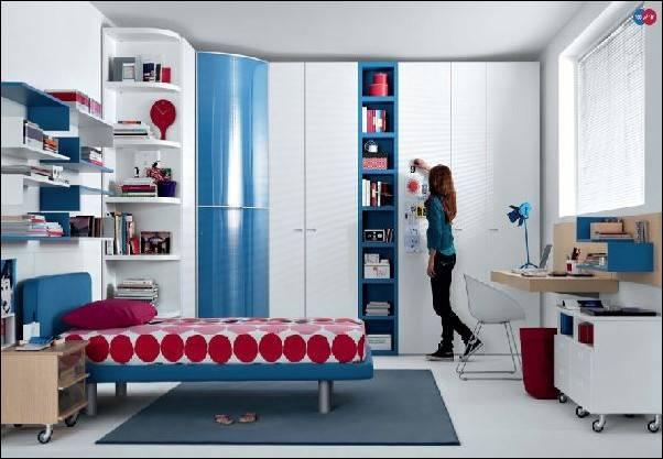 Cool Modern Teen Girl Bedrooms Room Design Inspirations