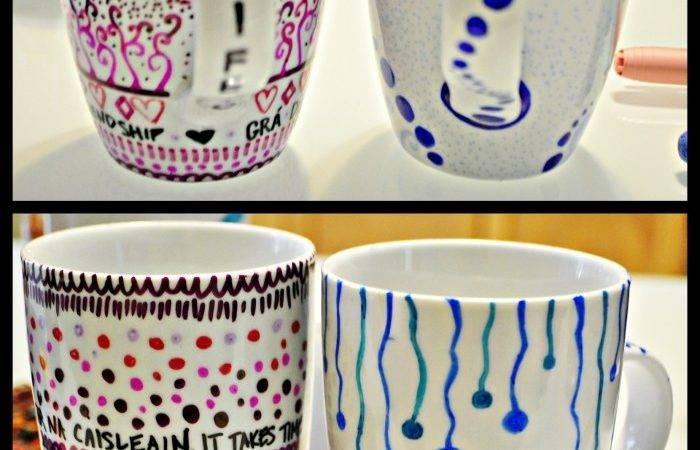 Cool Mug Designs Diy Human Cyborg Relations Decorating