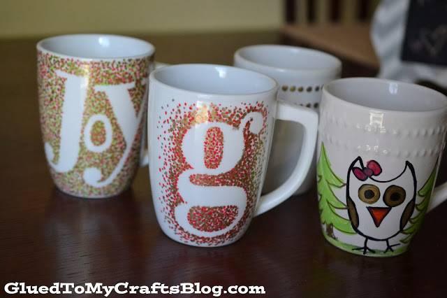 Cool Mug Designs Diy Painted Mugs Won Wash Away Craft