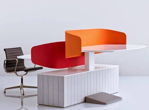 Cool Office Furniture Design London Studio Industrial Facility