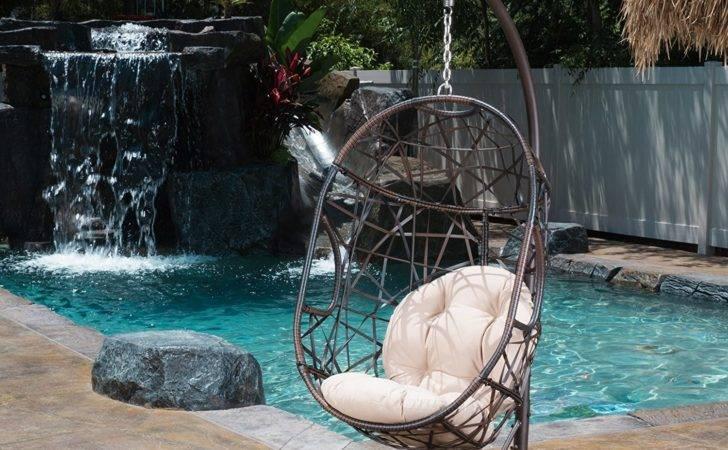 Cool Papasan Hanging Chair Designs Indoor Outdoor