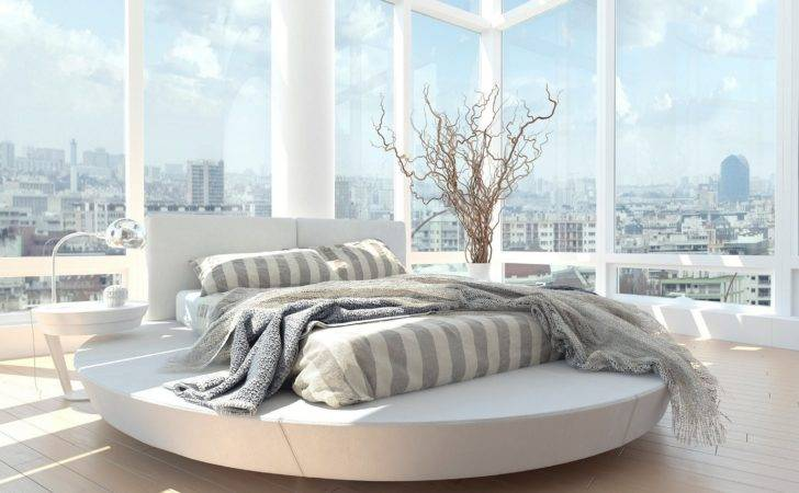 Cool Round Bed Frame Ideas Hope Can Fulfill Your