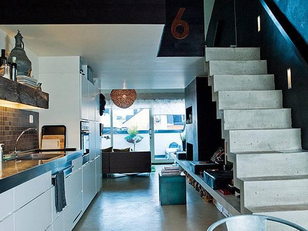 Cool Studio Apartment Design Project
