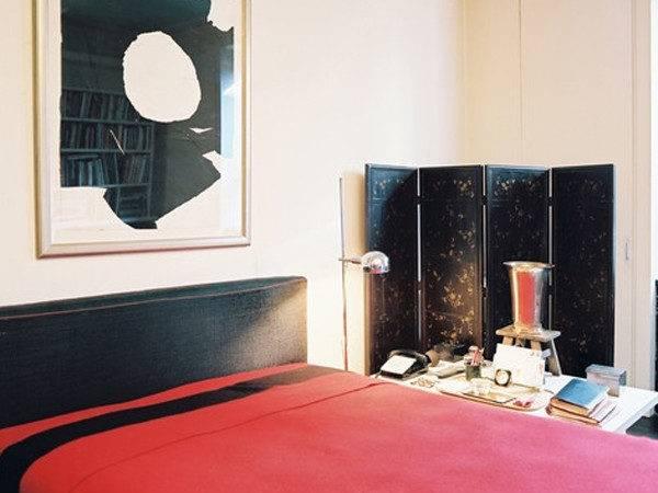 Coolest Black Red Bedroom Design Ideas