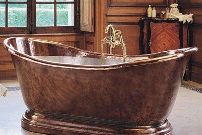 Copper Bathtub China Sinks