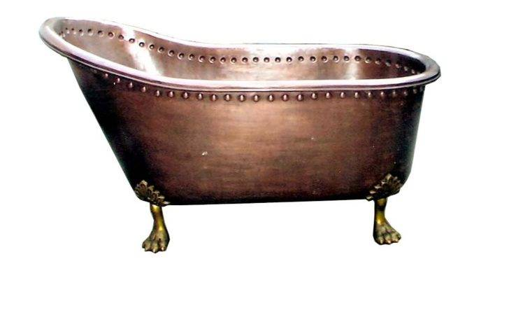 Copper Bathtub Sink