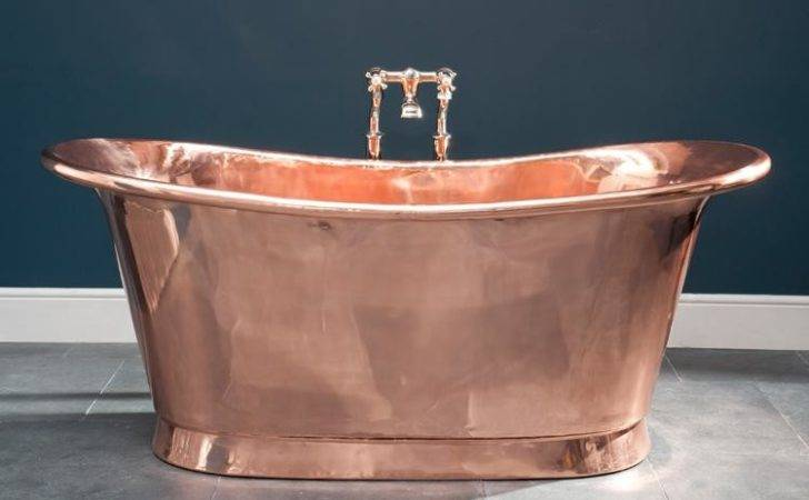 Copper Bathtub Why Victoria Homes Design