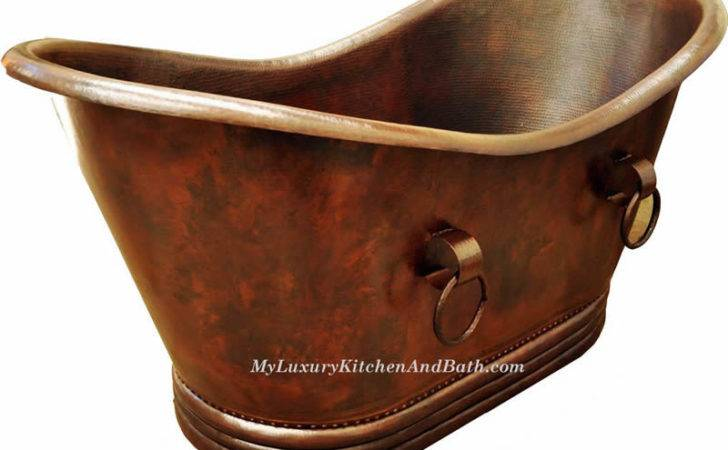 Copper Bathtubs Bathtub Custom Made Bath Tubs