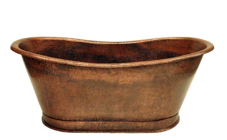 Copper Nicole Bath Tub