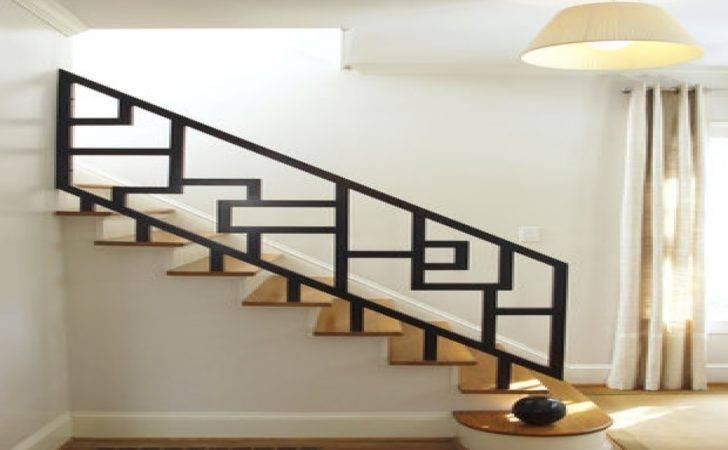 Copper Stair Railing Modern Designs