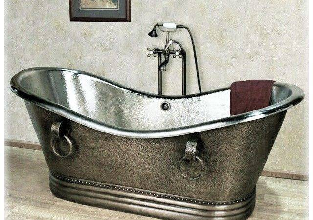 Copper Tubs Mexican Bathtub Rustic Bathrooms Antique